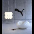 Molecular Light 8 - Hanglamp